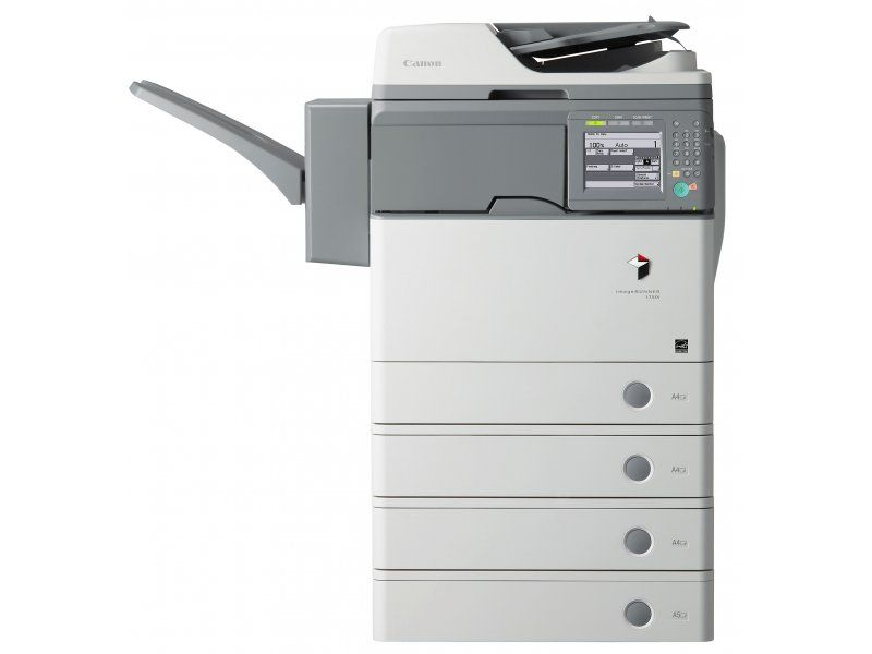 imageRUNNER 1700: Új A4-es multifunkciós Canon modellek