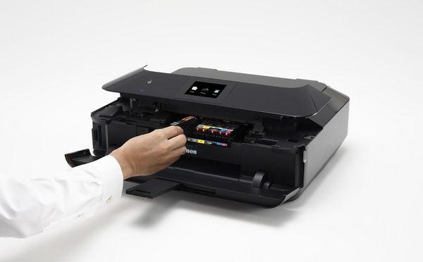 Három új, Canon PIXMA nyomtató megújult külsővel