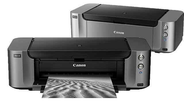 Két professzionális minőségű, A3+ fényképnyomtatóval bővül a Canon PIXMA Pro termékcsaládja