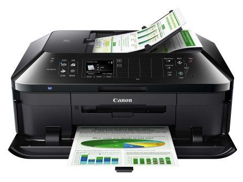 Négy új Canon PIXMA MX otthoni és kisirodai multifunkciós nyomtató