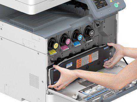 Új Canon nyomtatók a költségcsökkentés jegyében