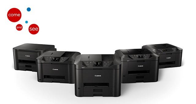 Új Canon MAXIFY nyomtatócsalád