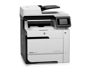 HP Color LaserJet Pro M475dn