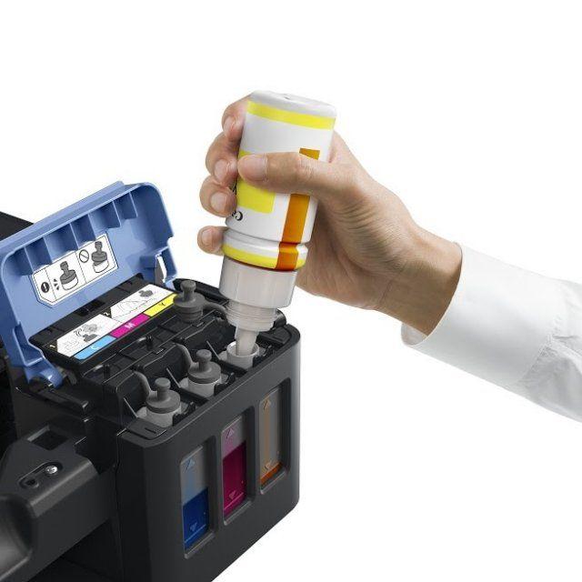 Újratölthető tintatartályos PIXMA nyomtatók a Canontól