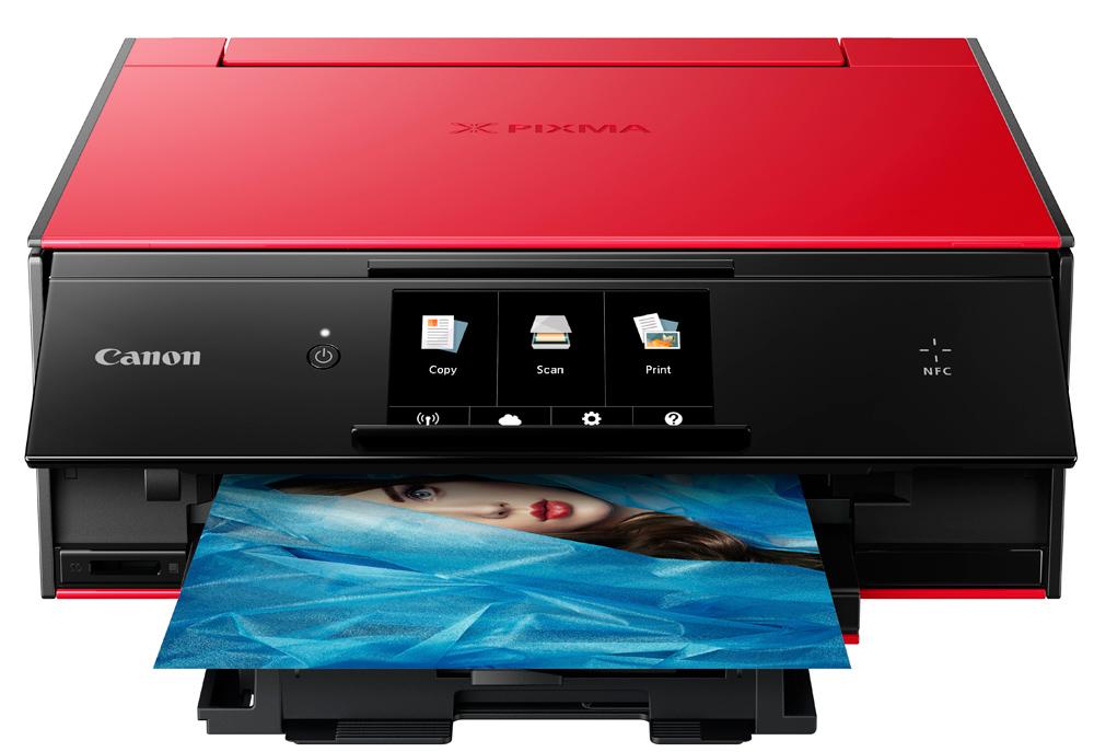 Csúcsminőségű nyomtatás a Canon stílusos, kompakt 3 az 1-ben otthoni nyomtatóival